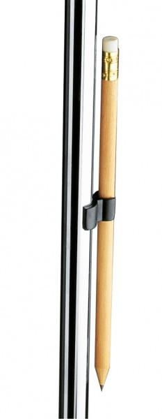 K&M 16094 Bleistifthalter schwarz