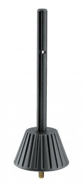 K&M 17786 Flötenkegel schwarz