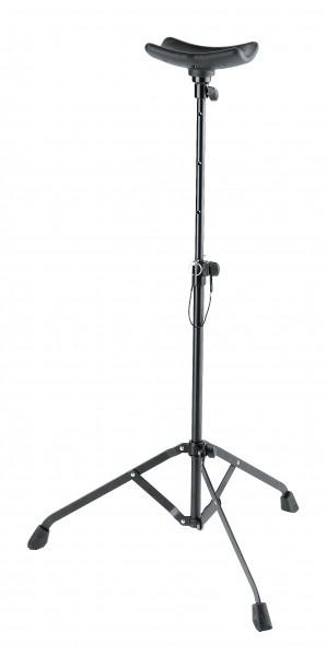 K&M 14951 Tuba-Spielständer schwarz