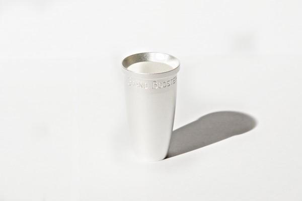 BRAND Booster Trompete Silber matt