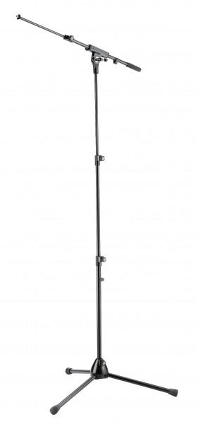 K&M 252 Mikrofonstativ schwarz