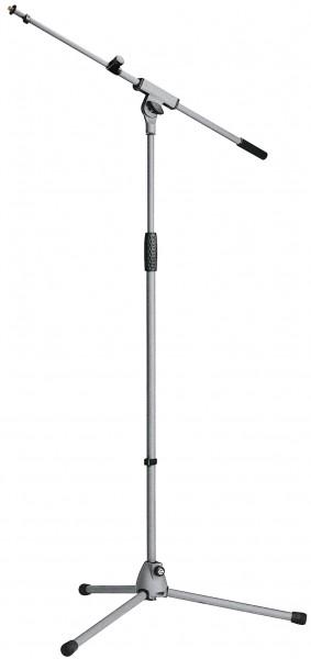 K&M 21080 Mikrofonstativ »Soft-Touch« basaltgrau