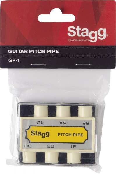 STAGG GP-1 Stimmpfeife f. Gitarre
