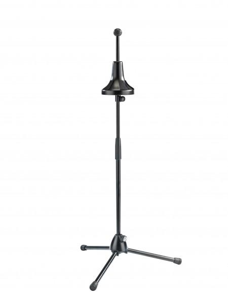 K&M 149/1 Bassposaunenständer schwarz
