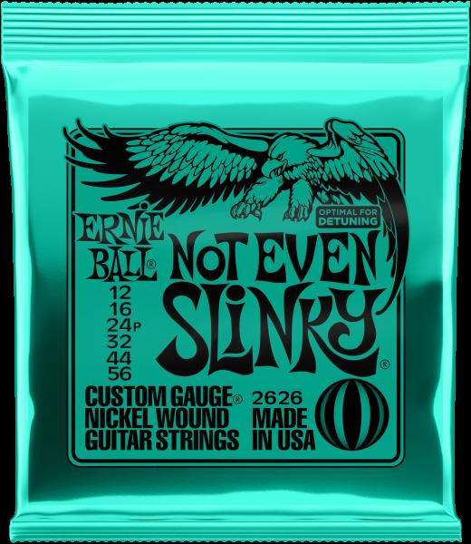ERNIE BALL Slinky Nickel Not Even 12-56