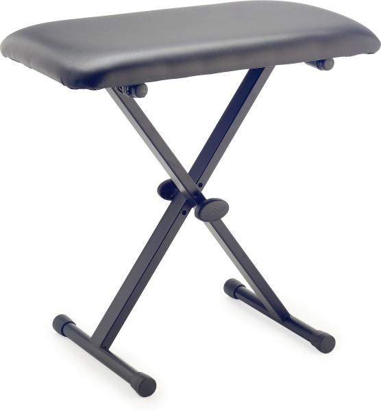 STAGG KEB-A20 Keyboardbank mit X-Form, einklappbare Beine