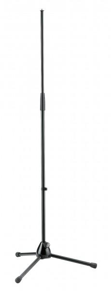 K&M 201/2 Mikrofonstativ schwarz