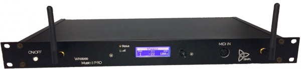 Simpl Wireless Music II Pro Midi + Audio Funk extern