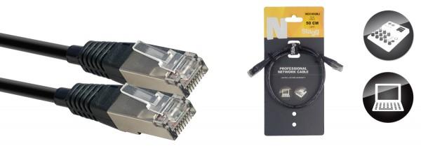 STAGG NCC050RJ N-Serie CAT6 SFTP Professionelles Netzwerkkabel