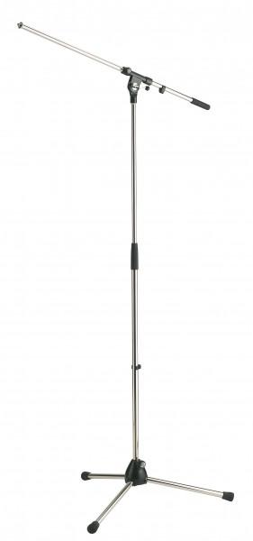 K&M 210/2 Mikrofonstativ verchromt