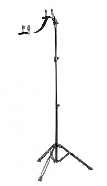 K&M 14761 Gitarren-Spielständer schwarz