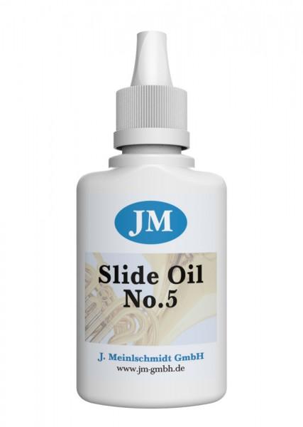 J. Meinlschmidt JM Slide Oil 5 – Synthetic, Zugöl