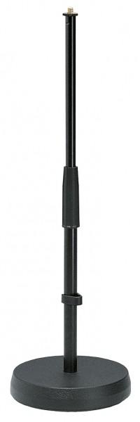 K&M 233 Tisch- / Bodenstativ schwarz