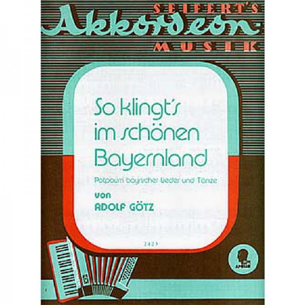 So klingts im schönen Bayernland