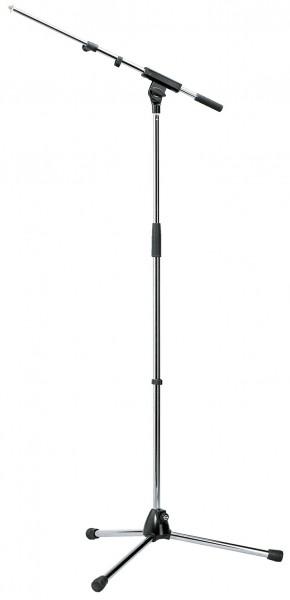 K&M 210/8 Mikrofonstativ verchromt