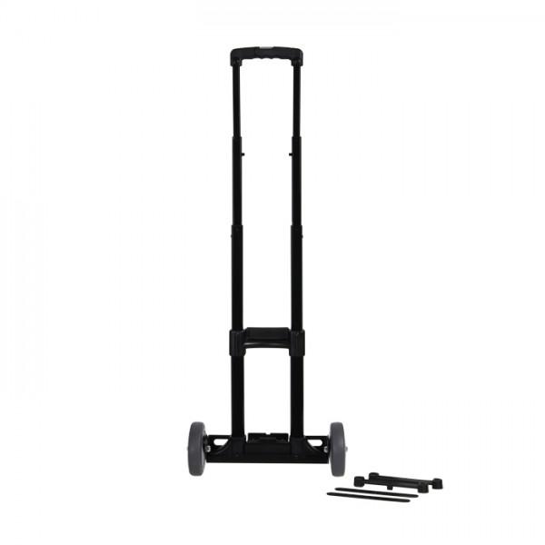 Adam Hall Hardware 34725 - Trolley 3 Auszüge Abnehmbar länge 392 - 980 mm