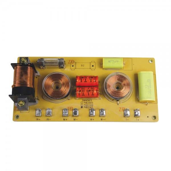 Eminence PXB 33 K 5 - 3-Weg Weiche 500 Hz/3500 Hz