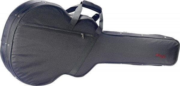 STAGG HGB2-J Basic Serie Softcase für Jumbo Akustikgitarre