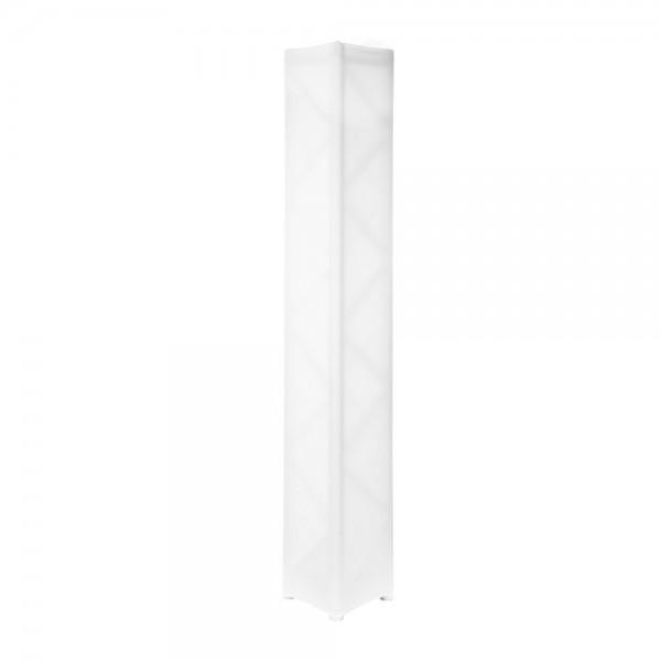 Adam Hall Accessories 0163 T 0300 WH - Trusscover B1 für 3 und 4 Punkt Traversen weiß 3 m