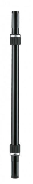 K&M 21360 Distanzrohr »Ring Lock« schwarz