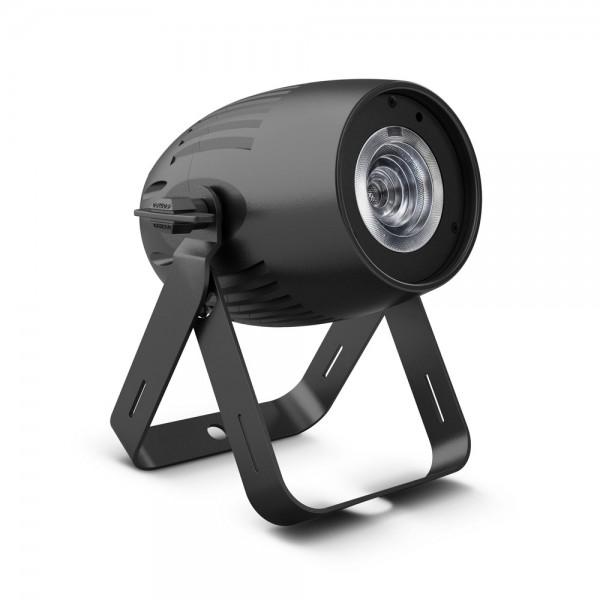 Cameo Q-SPOT 40 RGBW - Kompakter Spot mit 40W RGBW-LED in schwarzer Ausführung