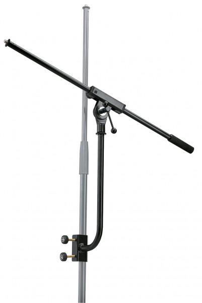 K&M 240/1 Mikrofonarm schwarz