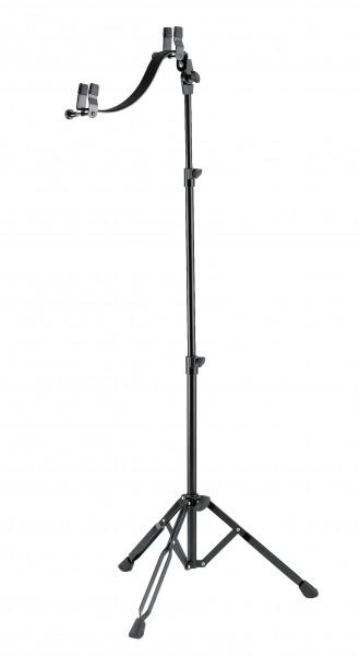 K&M 14760 Gitarren-Spielständer schwarz