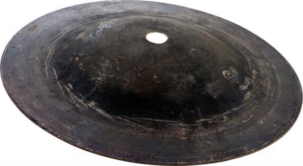 """STAGG BM-B7H 7""""/ 178 mm Black Metal Bell, schwer"""