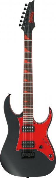 Ibanez GRG131DX-BKF GIO E-Gitarre 6 String Black Flat