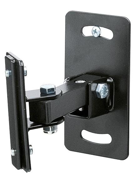 K&M 24180 Boxenwandhalter schwarz