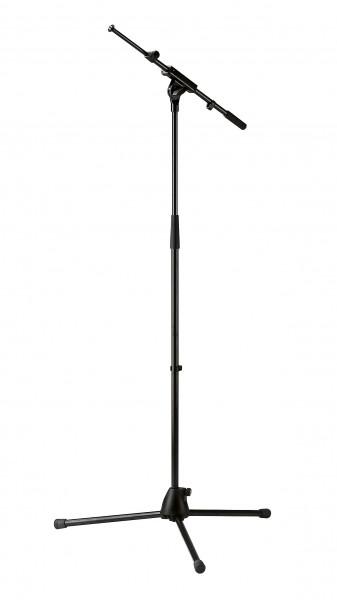 K&M 27195 Mikrofonstativ schwarz
