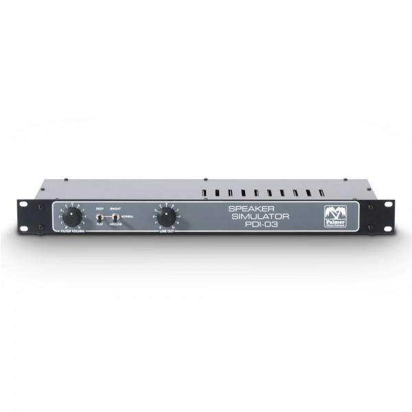 Palmer MI PDI 03 - Speaker Simulator mit Loadbox 2 Ohm