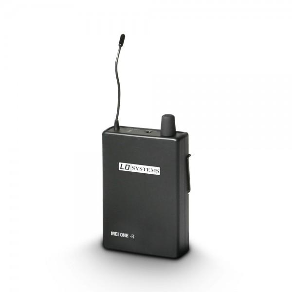 LD Systems MEI ONE 2 BPR - Empfänger für LD MEI ONE 2 In-Ear Monitoring System drahtlos 864,100 MHz