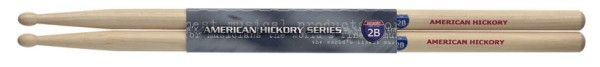 STAGG SH2B Hickory Sticks/2B Holztip