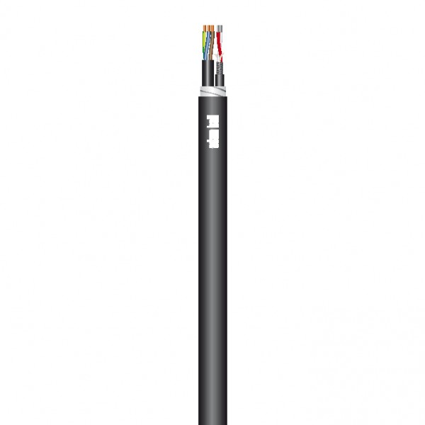 Adam Hall Cables KLP 2 - AES/EBU Power Kombikabel 4 x 0,14 mm² + 3 x 1,5 mm²