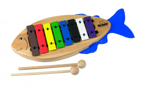 NINO GLOCKENSPIEL INCL. SONGBOOK AND MALLETS