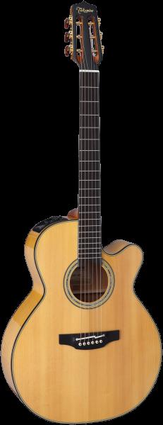 Takamine Westerngitarre, Custom Wide Neck, CNC-WS2, NEX/C