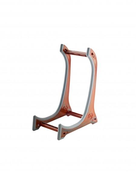 K&M 15550 Violinen-/Ukulele Displayständer holzoptik