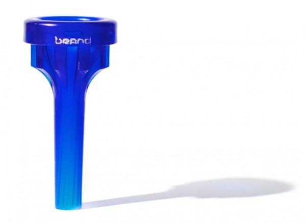 BRAND Mundstück Posaune/Bariton 12C Schaft M blau