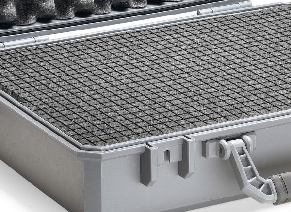 STAGG SPPC-MP10 Wasserabweisender Mehrzweck-Koffer m. Spezialschaumstoff