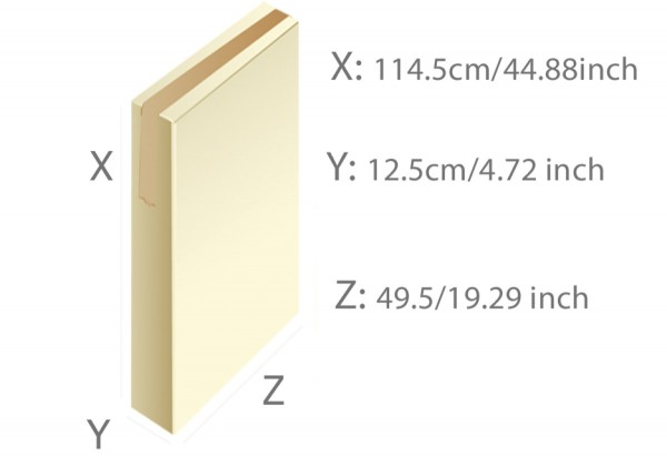 STAGG KXS-A12 Keyboard-Ständer, Doppel-X-Form