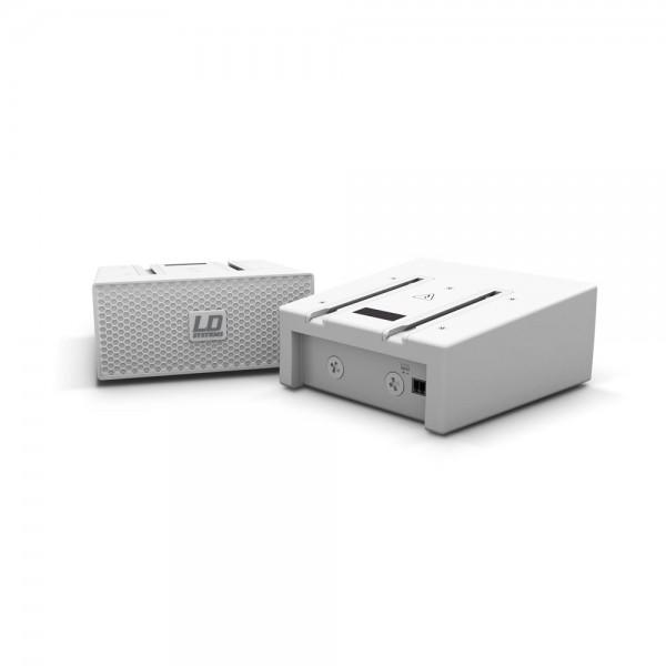 LD Systems CURV 500 SLAWT - Curv 500® 70 / 100 Volt SmartLink® Adapter weiß