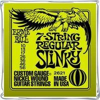 ERNIE BALL Slinky Nickel 7-String Regular 10-56