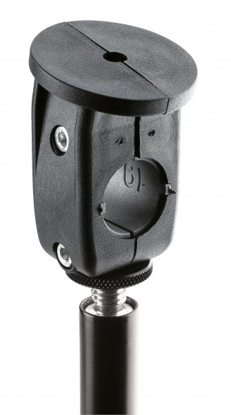 K&M 14301 Kegelhalter schwarz