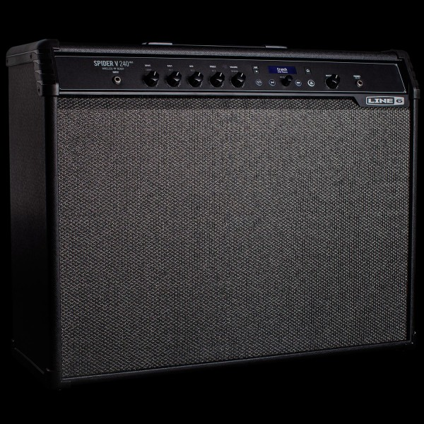 Line6 Spider V 240 MkII Modelling Verstärker für E-Gitarren