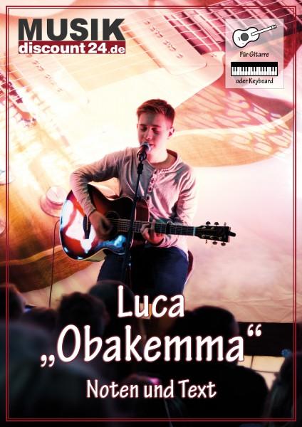 LUCA - Obakemma Noten Einzelausgabe