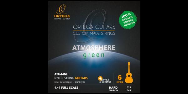 Ortega ATG44NH Gitarrensaiten