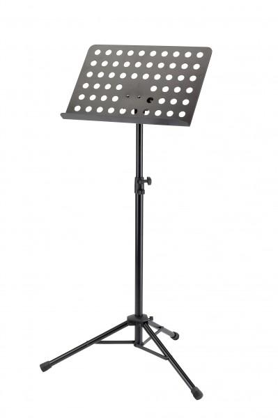 K&M 11940 Orchesternotenpult schwarz
