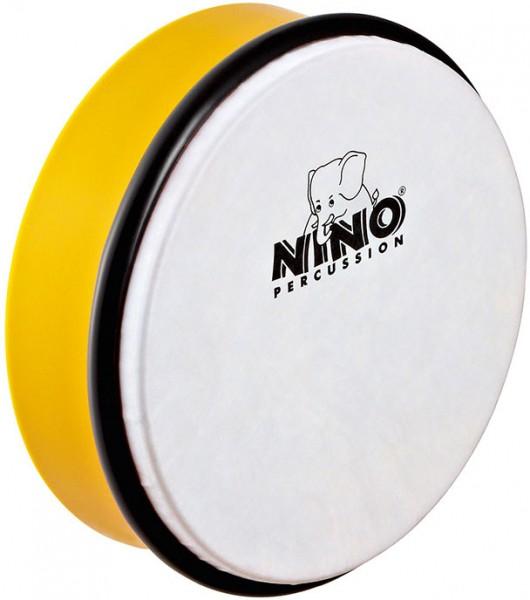 """NINO HAND DRUM 6"""" YELLOW"""