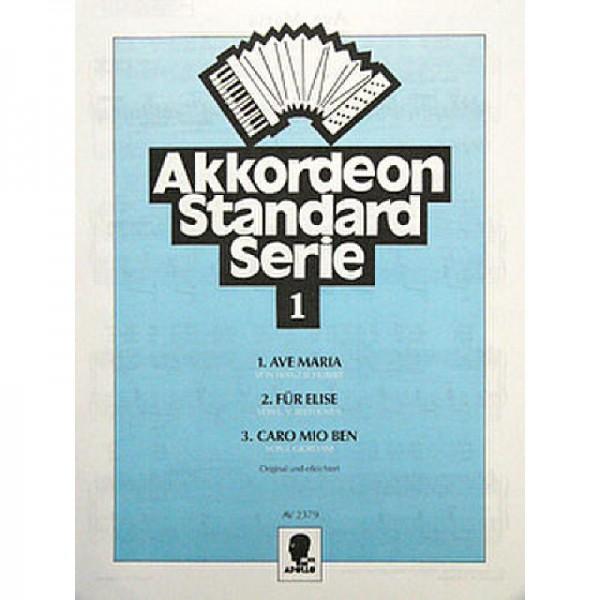 Akkordeon Standard Serie 1